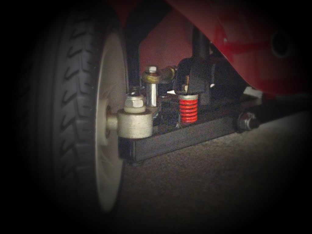 Front Suspensions
