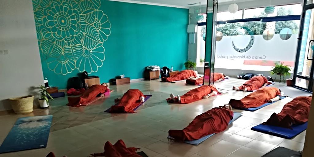 Yoga Nidra, Sueño Yóguico Profundo