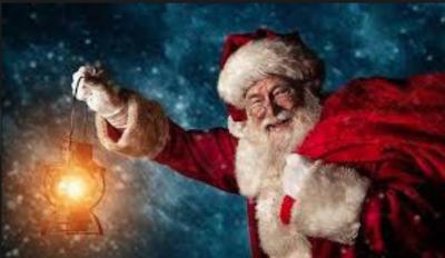 Santa Dredd in the Grotto 8th & 9th December