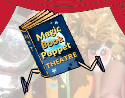 Michele of The Magic Puppet Show