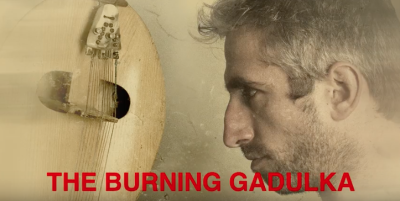 The Burning Gadulka 19th October 7.30pm