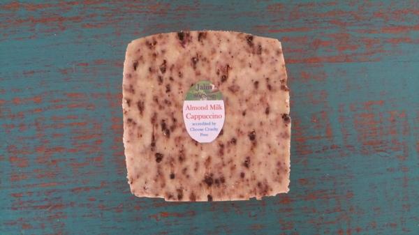 Almond Milk Cappuccino Soap 80gm $4.00