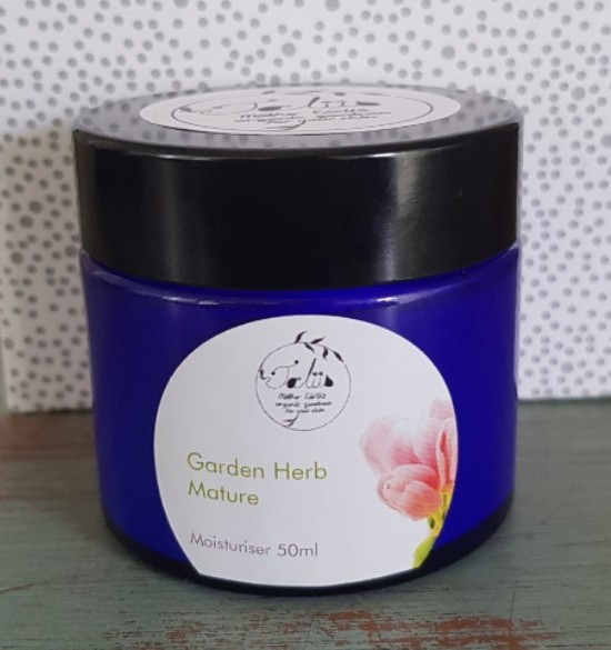 Garden Herb Mature Moisturiser Cream 50ml $20.00