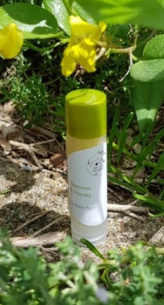Beeswax & Honey Healing Lip Balm 5gm $3.00