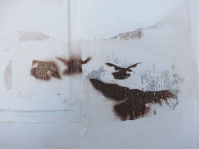 The Birds Wall Painting - 2