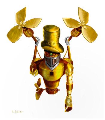 Hat Robot