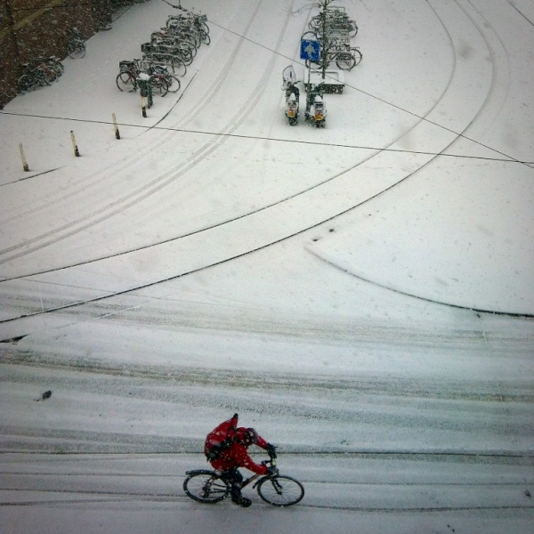 Snow Bike 2012