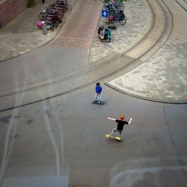 Street Skaters 2013