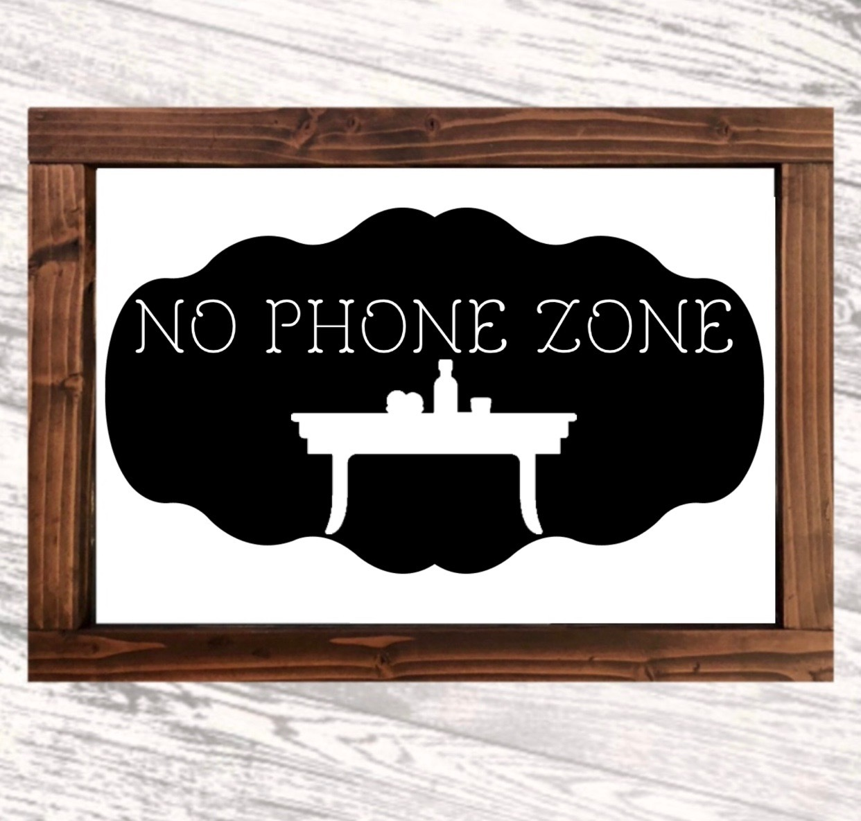No Phone, Family Time, Farmhouse Sign, Rustic Sign, Wall Art, No Cellphone, Family Rules, Dinning Room, Living Room, Custom Signs