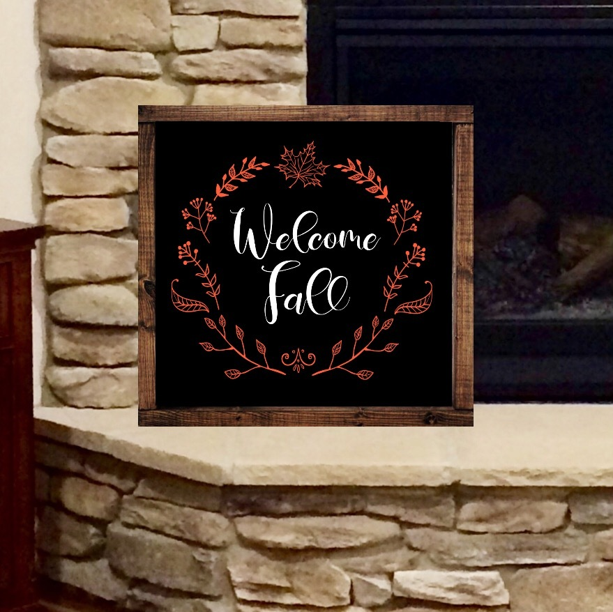 Rustic Wood Signs For Home and Office