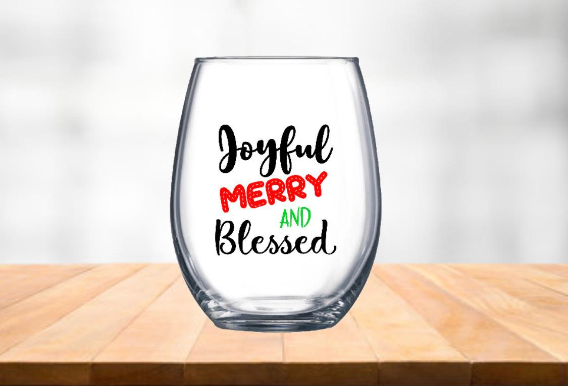 Christmas Gift, Secret Santa, White Elephant, Holiday Drinkware