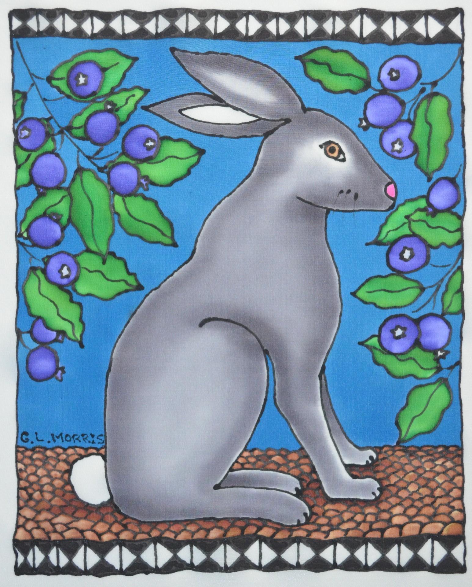 "Rabbit 11""x 14"""