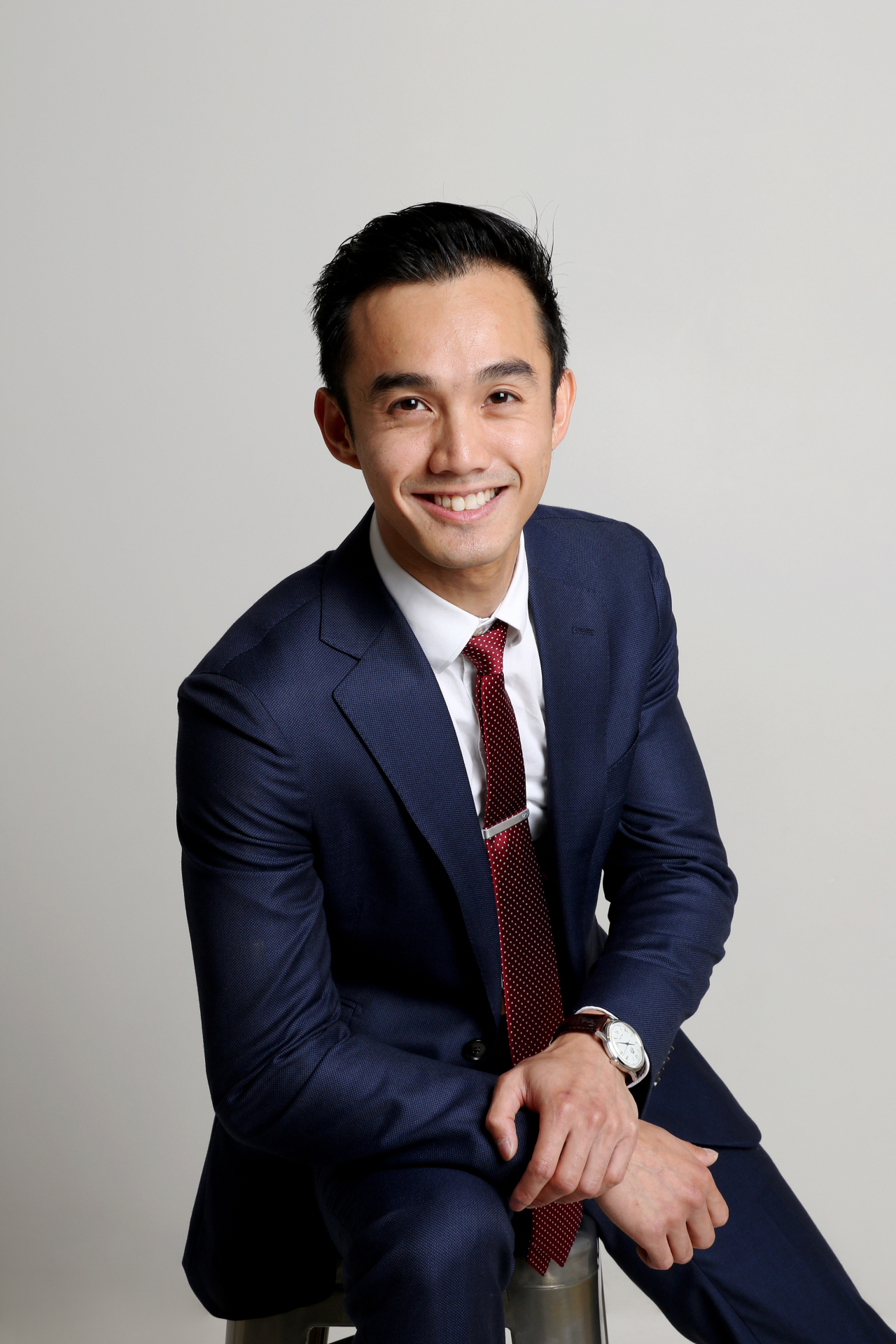 Dr. Raymond Ho