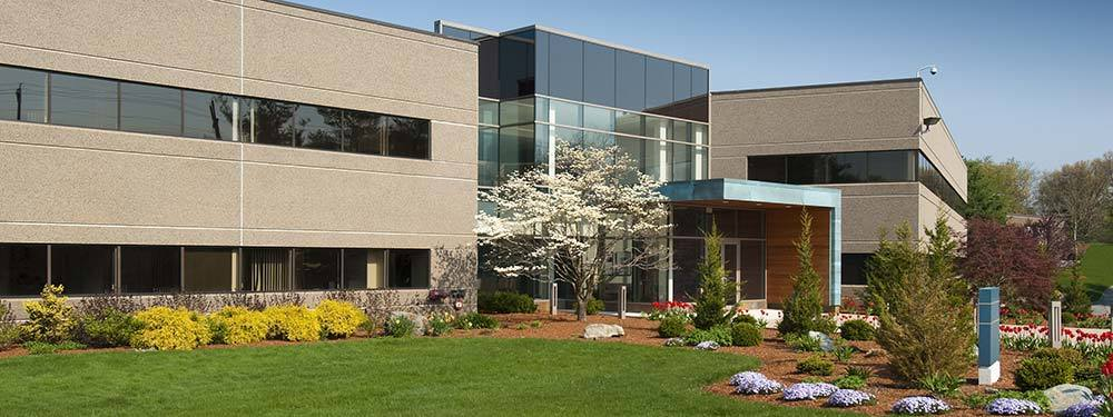 Commercial office space achieved with a commercial loan