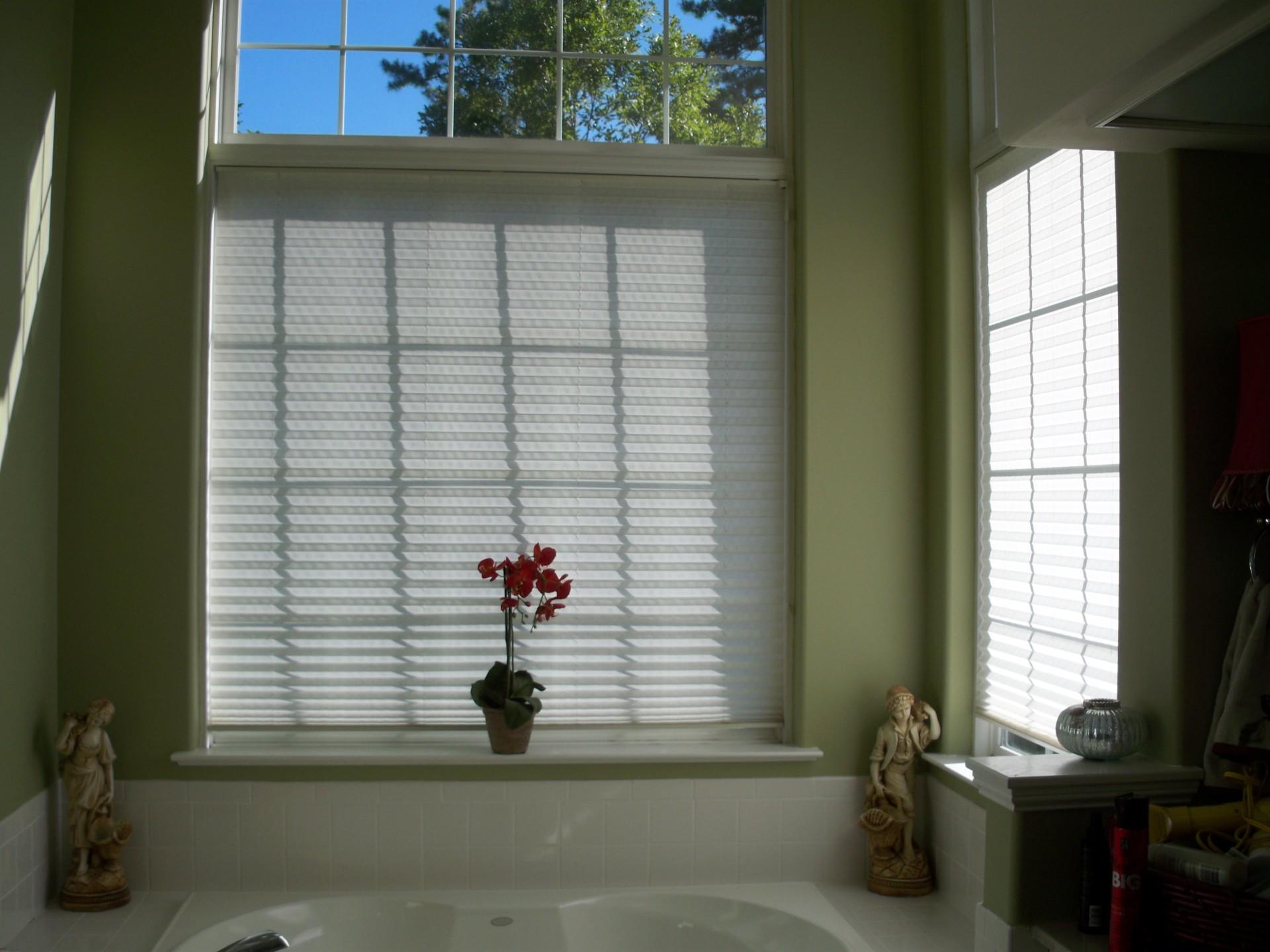 "2"" Wood blinds"