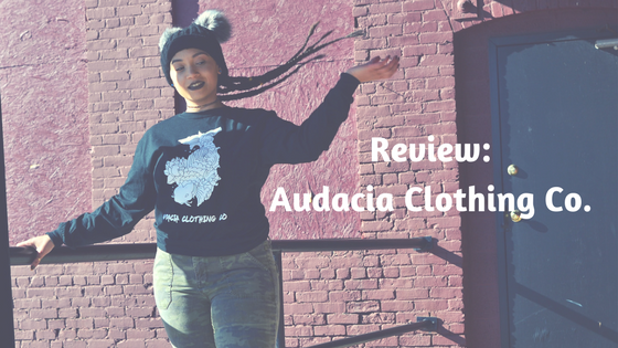 Review: Audacia Clothing Co.