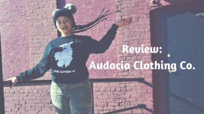 Review: Audacia Clothing Co.