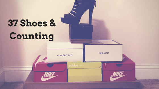 37 Shoes & Counting