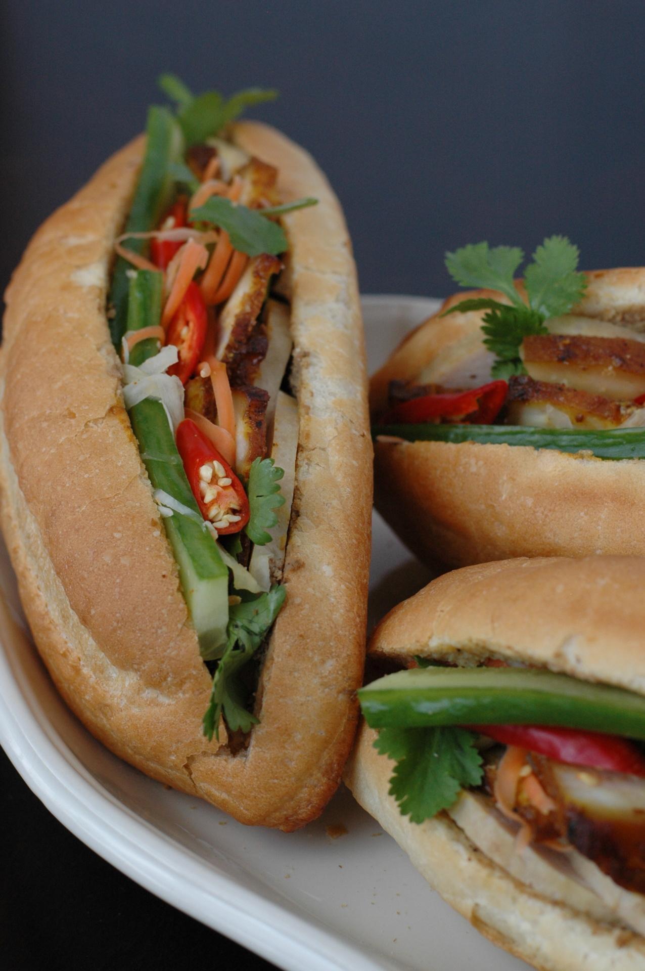 Vietnamese Sandwich (Banh Mi)