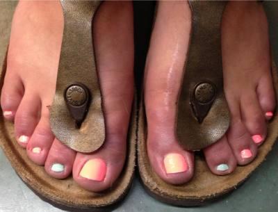 Fresh Toes