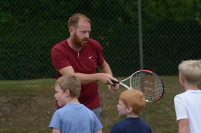 Junior Coaching