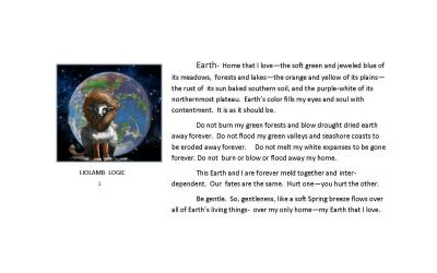 Liolamb Logic 1   Earth Love