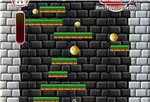 Mario Forever Galaxy - destroy bowser army!