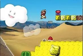 Super Mario Jeux!
