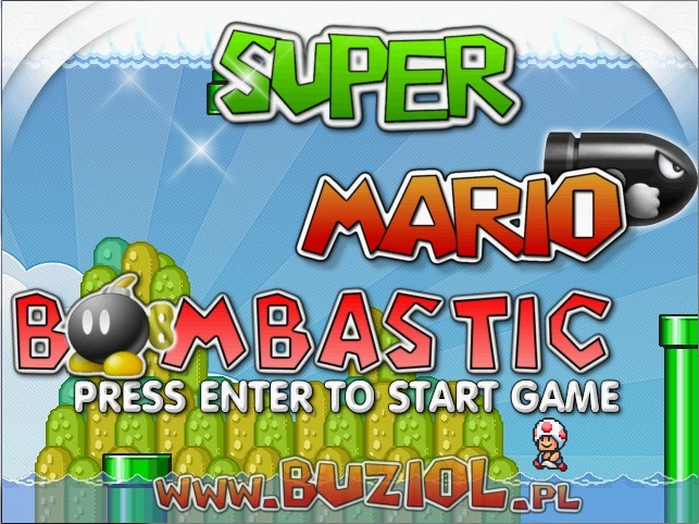 Super Mario Bombastic | PC Game Download