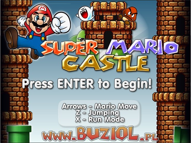 Super Mario Castle | PC Game Download Free