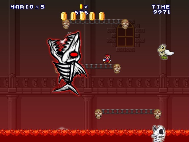Super Mario Dark Dungeon | PC Game Download Free