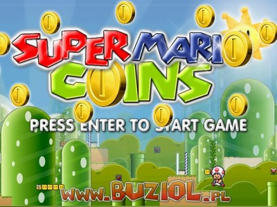 Super Mario Coins 1 | Download PC