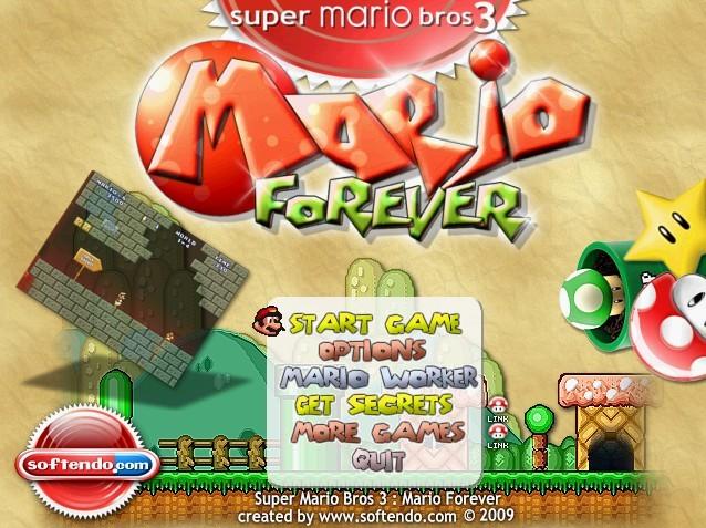 Classic Mario Forever