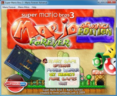 Mario Forever Advance Edition