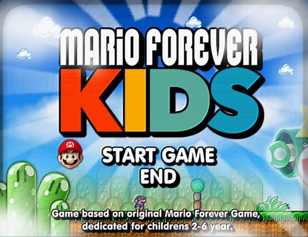 Super Mario Forever v7 Beta