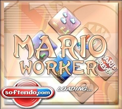 Mario Worker all Versions