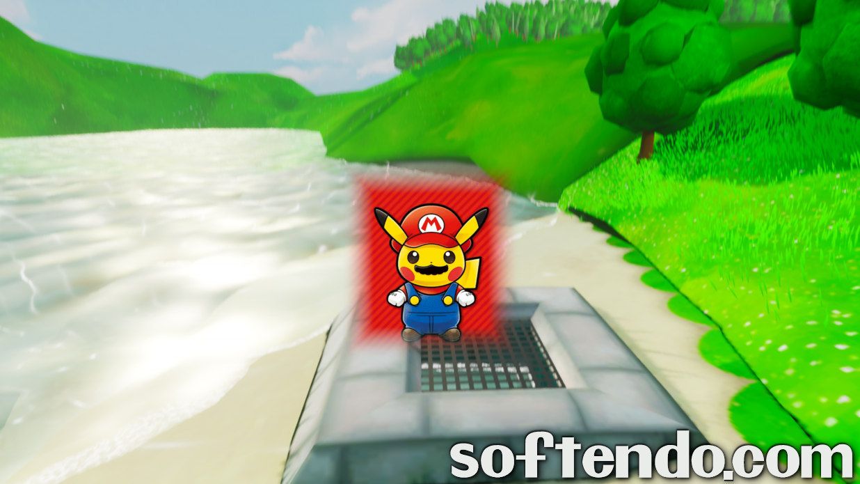 Super Mario 64 Remake - Demo Unreal Engine