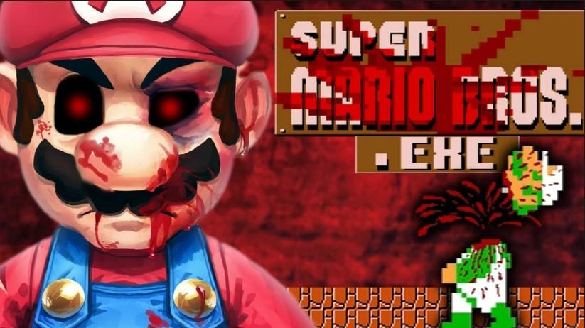 Mario EXE 16+