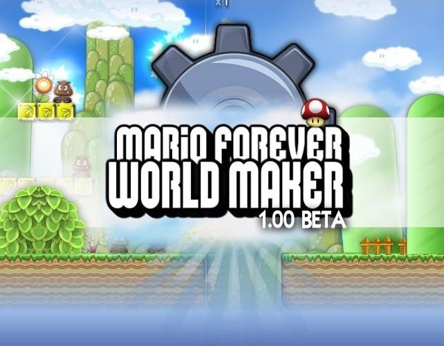 New Maryo Forever 2019 World Maker