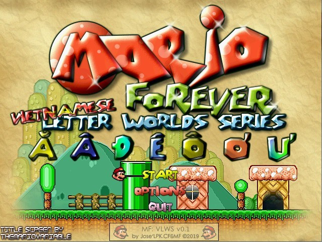 Mario Forever VNLSW