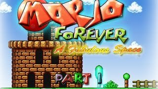 Softendo Mario Forever Fabulous Space