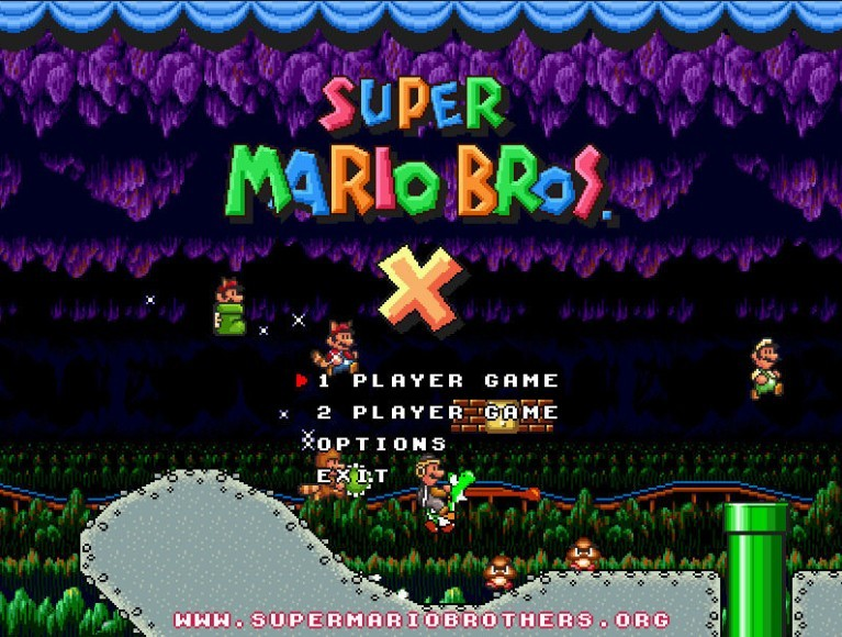 super mario bros 4 download pc