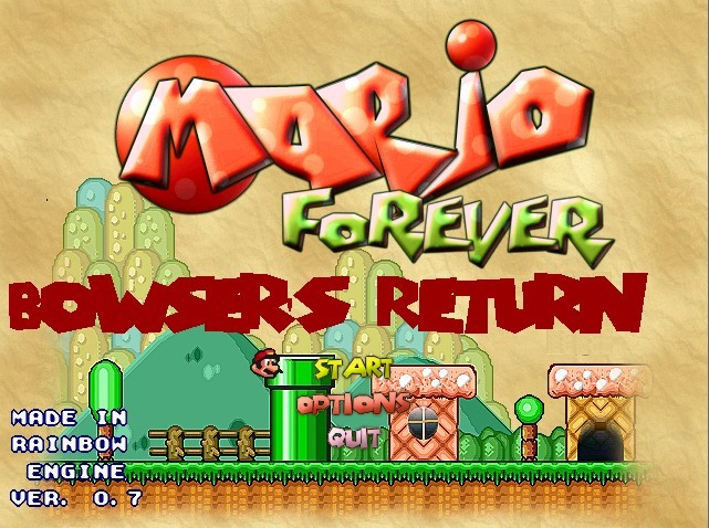 MARIO FOREVER 2.16 TÉLÉCHARGER