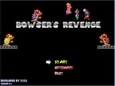 Mario Forever Bowsers Revenge