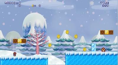Snow World Demo 1