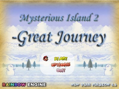 Mario Forever Fangame - The Great Journey!