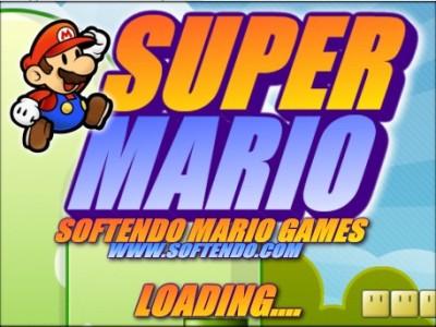 Softendo Mario Forever Peanut of the Seasons