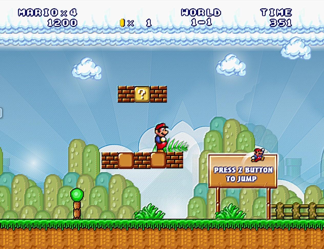 Super Mario 3 : Mario Forever 7 02 (00027)