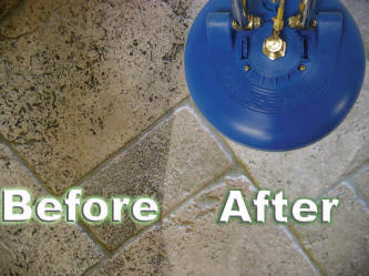Grout & Tile Cleaning
