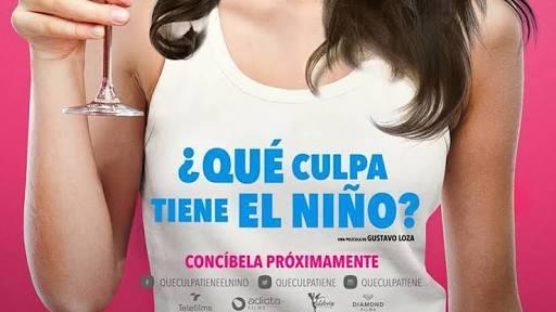 Qué Culpa Tiene el Niño? (2016)